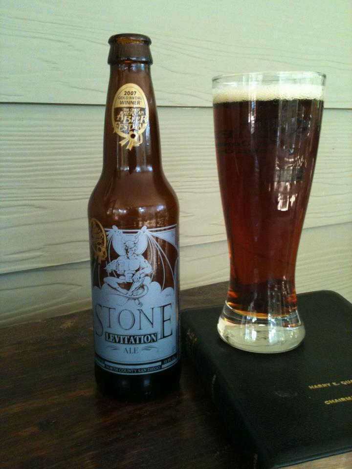 Stone Levitation Ale : The best low abv craft beers reviewed