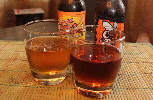 Orange Blossom Pilsner Beer Orange Blossom Pilsner And