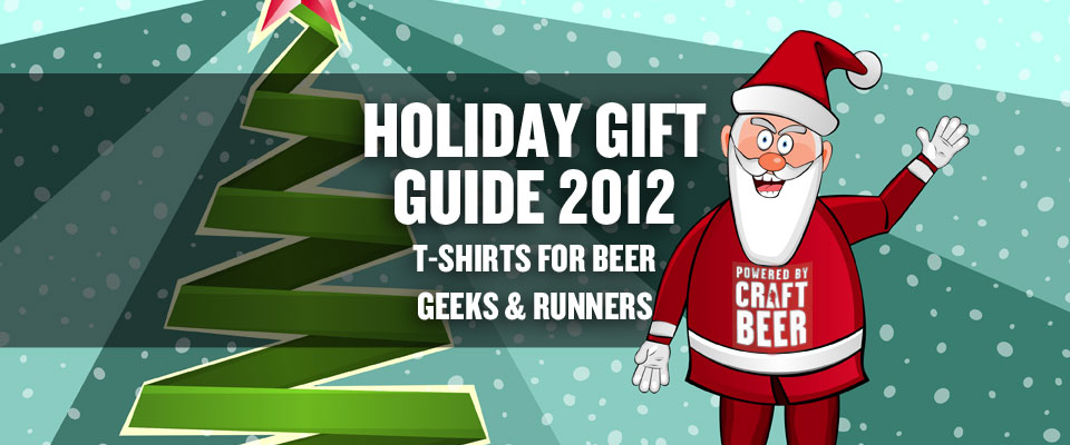 2012 Beer Lover Holiday Gift Guide