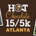 atlanta hot chocolate 5k 15k