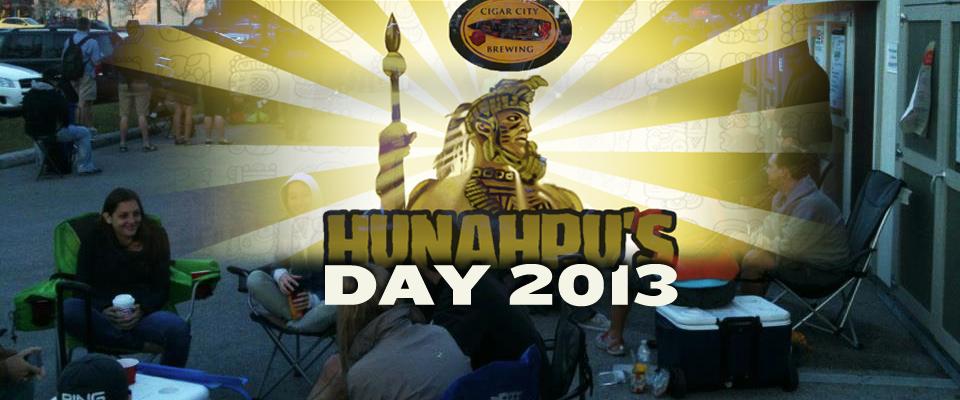 Hunahpu's Day 2013