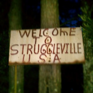 Welcome to Struggleville