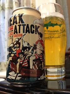 sneak attack saison 21st amendment