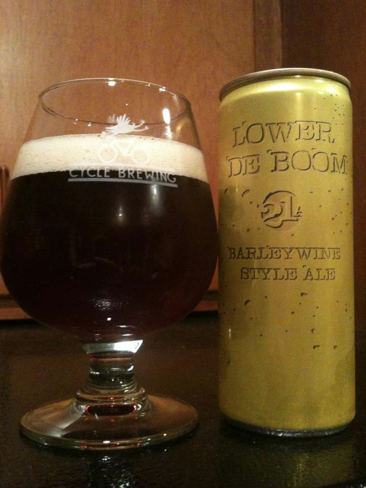 lower de boom beer