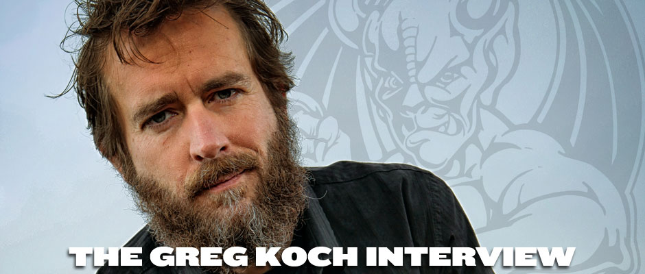 Greg Koch Stone Brewing Co.