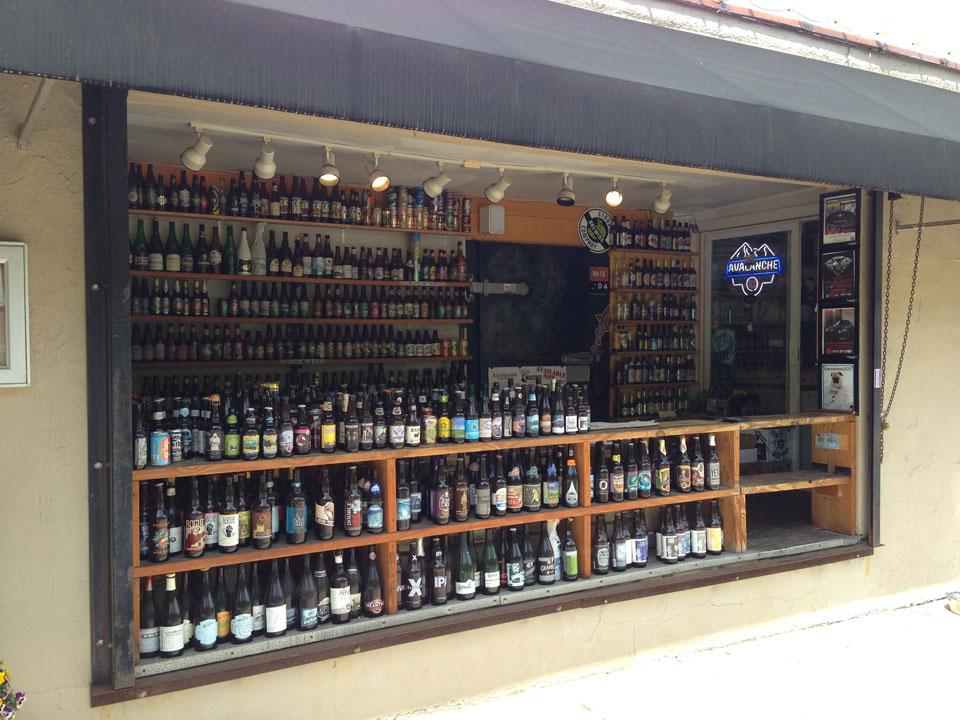 walk up craft beer dutch's cincinnati