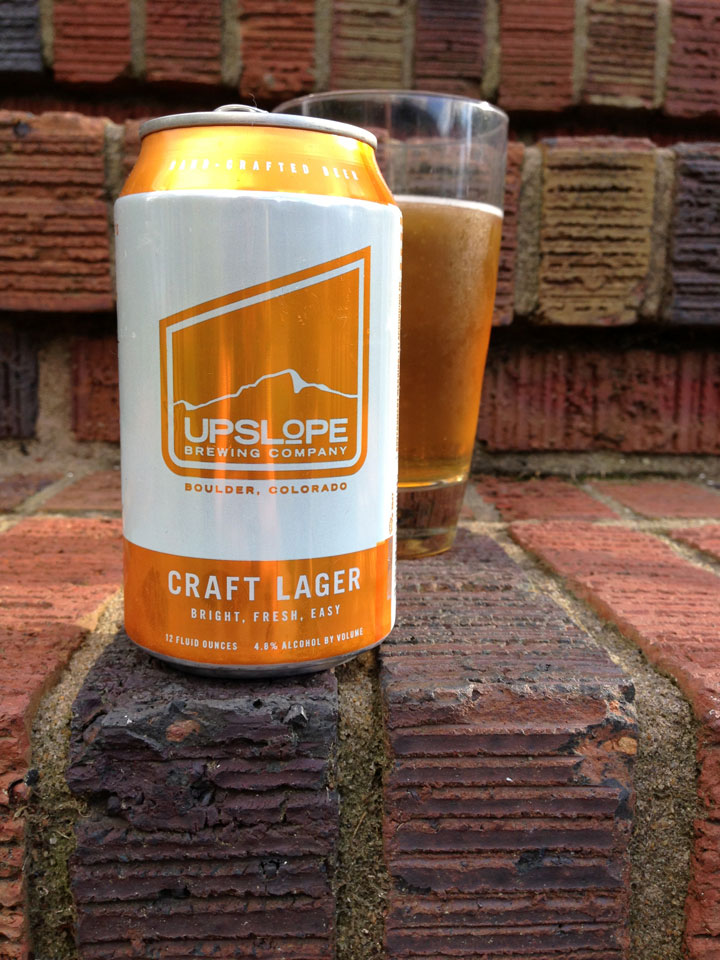 Craft Lager Upslope