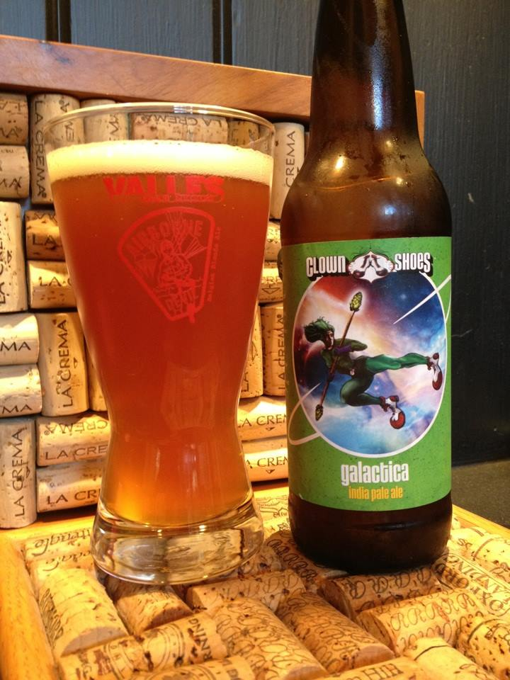 Clown Shoes Galactica IPA