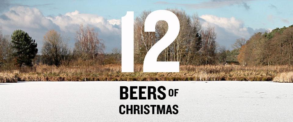 12 BEERS 0F CHRISTMAS