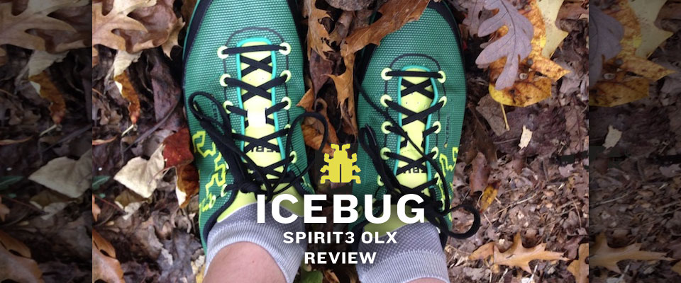 ICEBUG trail shoes review
