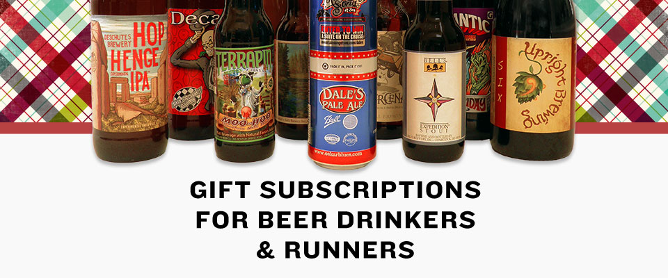 beer gift subscriptions