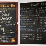 bier haus menus