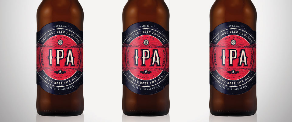 anytime ipa - just beer project