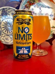 No Limits Hefeweizen