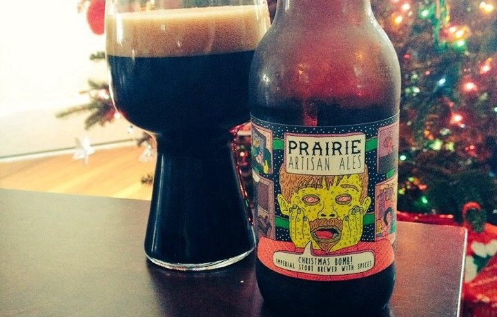 Prairie Artisan Ales Christmas Bomb! | Brew / Drink / Run Craft ...