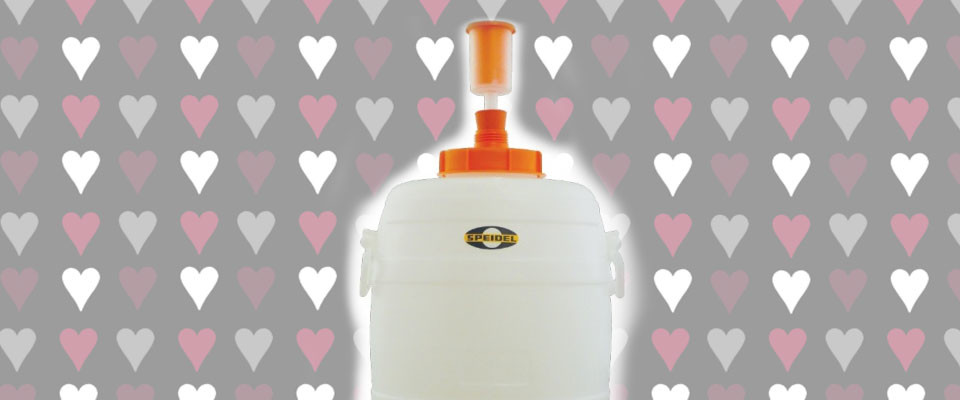 speidel fermenter love