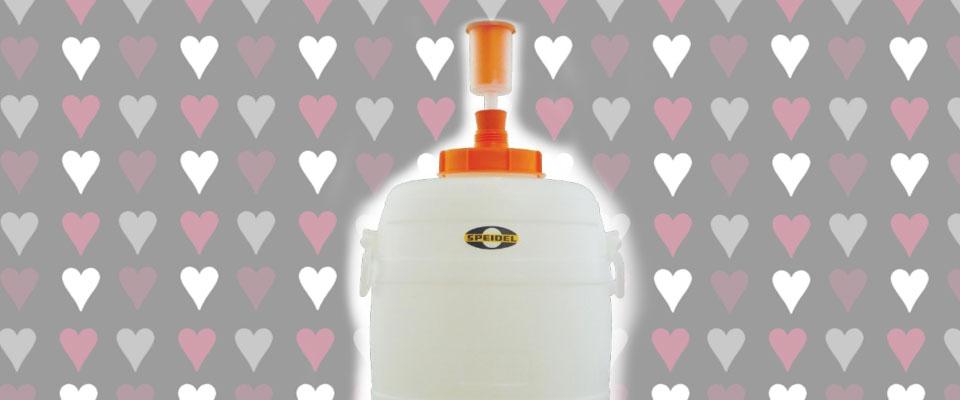 speidel fermenter love