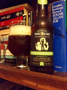 three philosophers ommegang