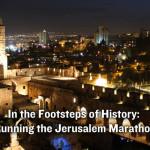 JERUSALEM TOWER OF DAVID AT NIGHT