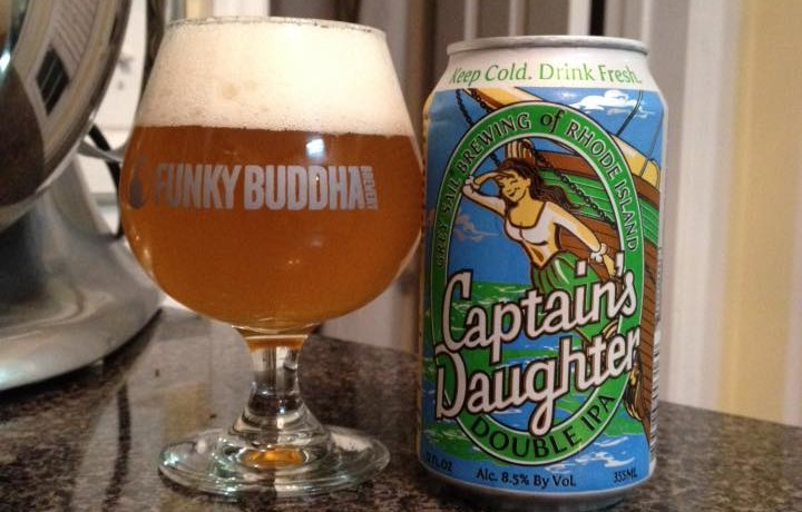 Grey sail brewing of rhode island captain 39 s daughter for Rhode island craft beer