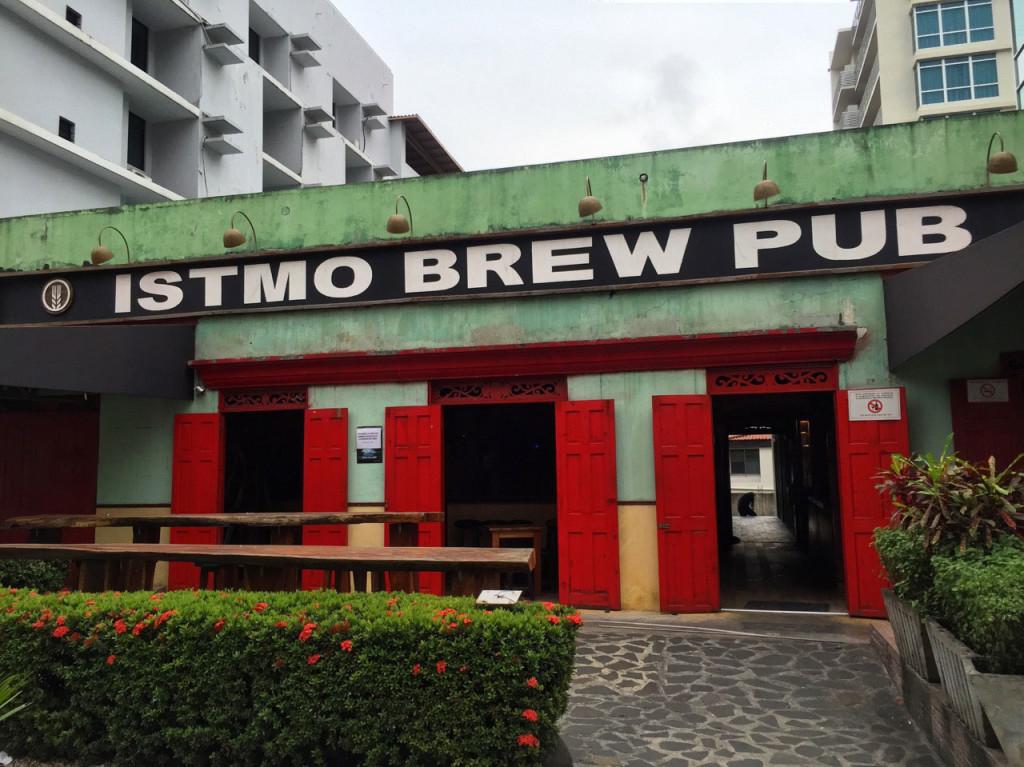 Istmo Brew Pub Panama City