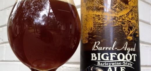 Sierra Nevada Barrel-Aged Bigfoot