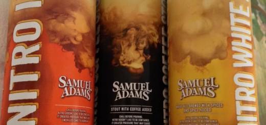 Samuel Adams Nitro Series Beers