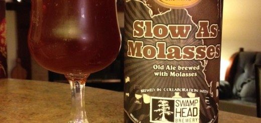 Cigar City Brewing Slow As Molasses