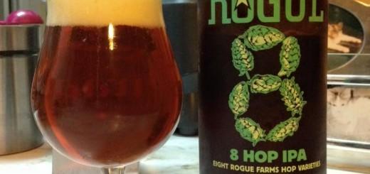 Rogue 8 Hop IPA