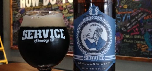 Service Brewing Lincoln's Gift