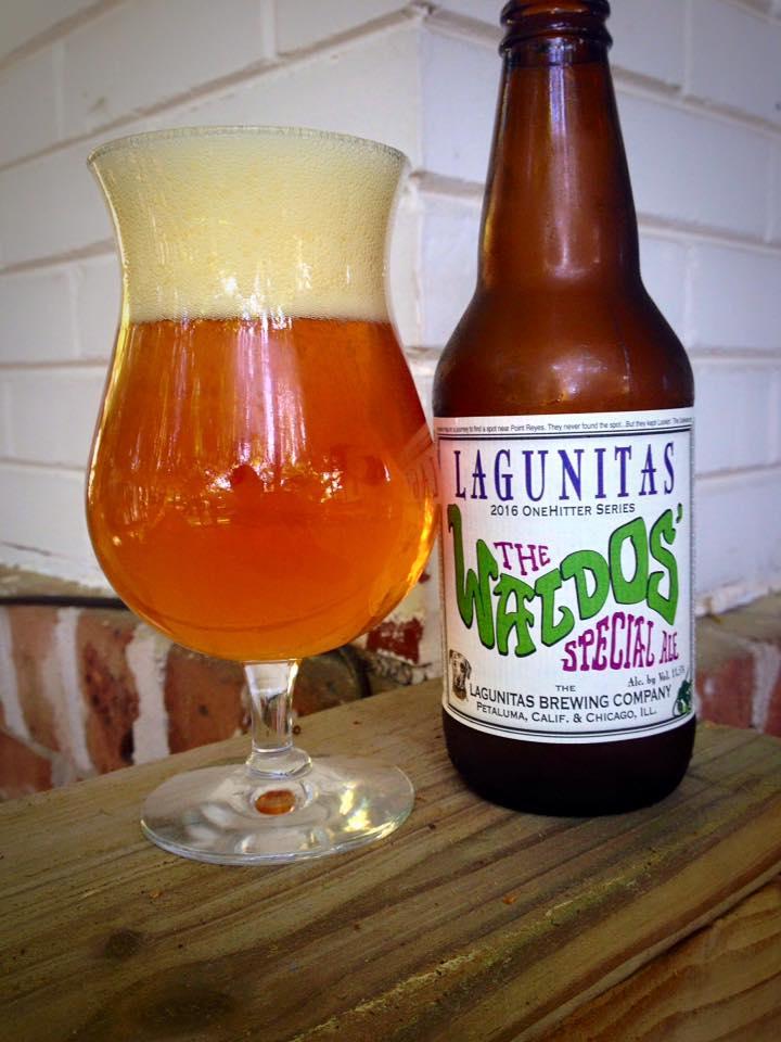 Lagunitas The Waldos' Special Ale | Brew / Drink / Run Craft