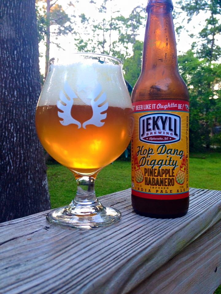Image result for jekyll island hop dang diggity pinapple infused