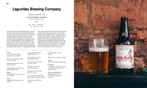 craft brew sample page