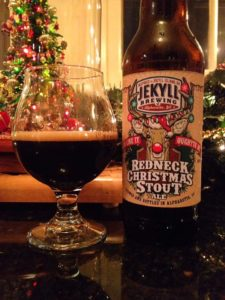 Jekyll Brewing Redneck Christmas Stout Brew Drink Run Craft Beer And Running Podcast