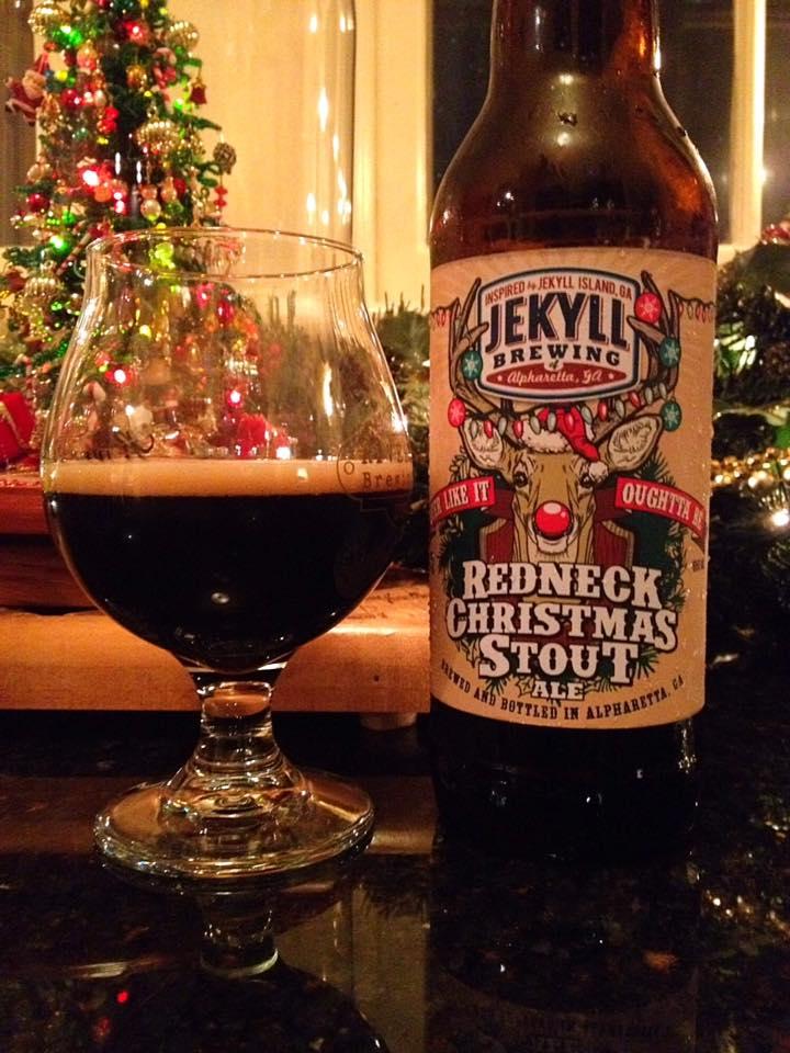 jekyll brewing redneck christmas stout - Redneck Christmas