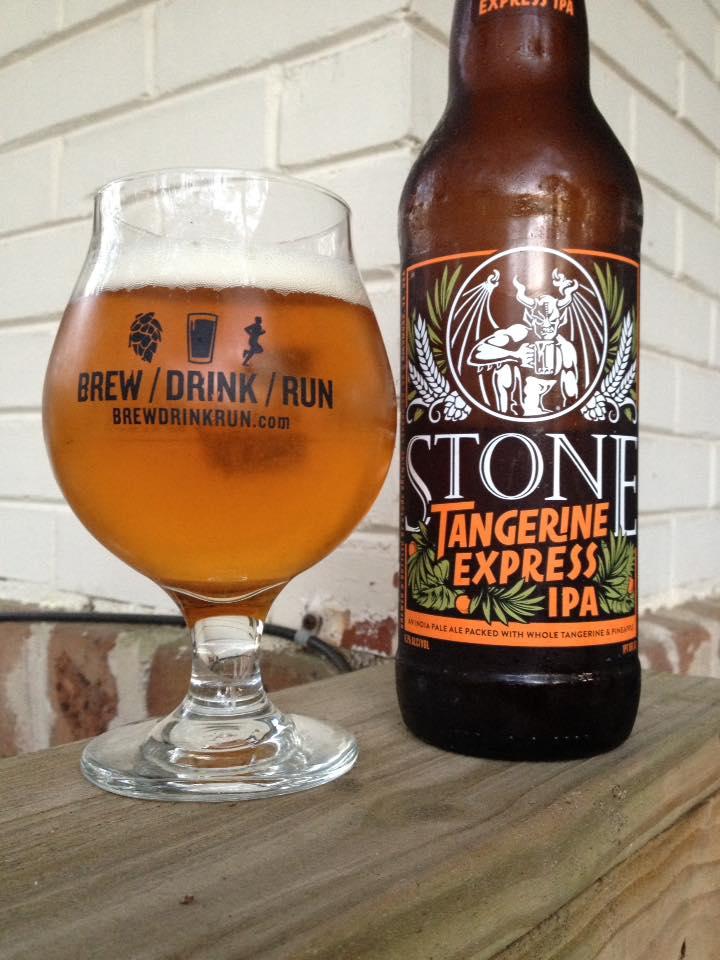 Stone Tangerine Express IPA  9457949b6