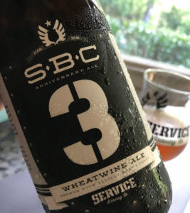 sbc 3 service brewing