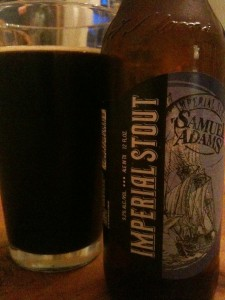 Sam Admas IMperial Stout
