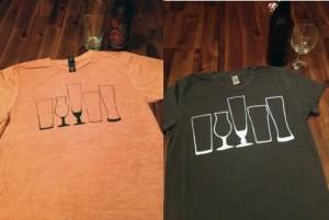 Proper Beer Glass T Shirt