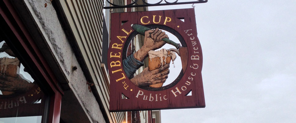 The Liberal Cup, Hallowell, ME