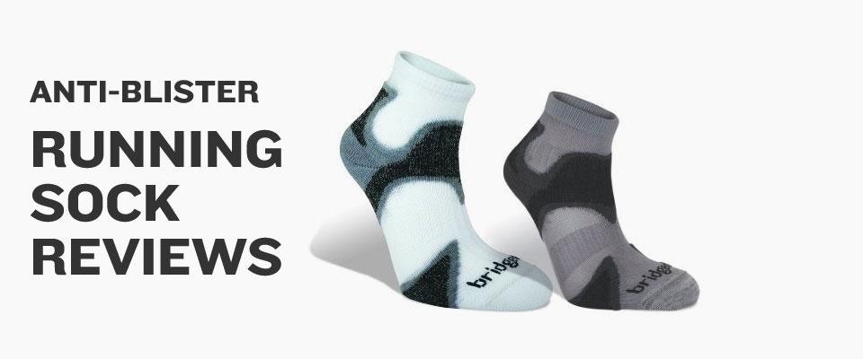 anti blister running sock reviews
