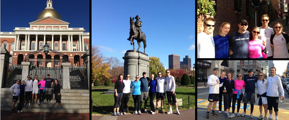 Boston Running Tours