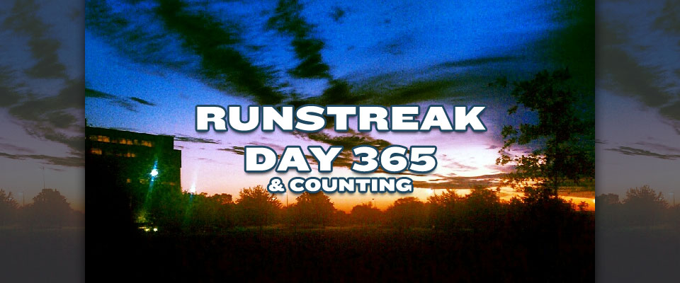 runstreak day 365