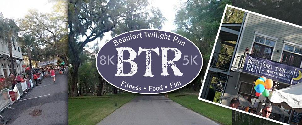beaufort twilight run