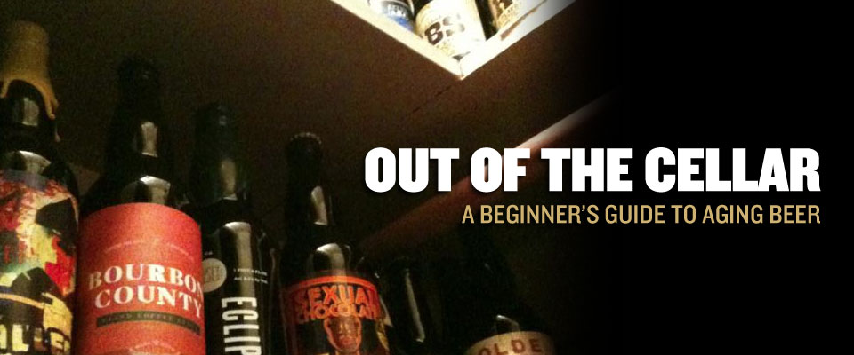 OUT OF THE CELLAR