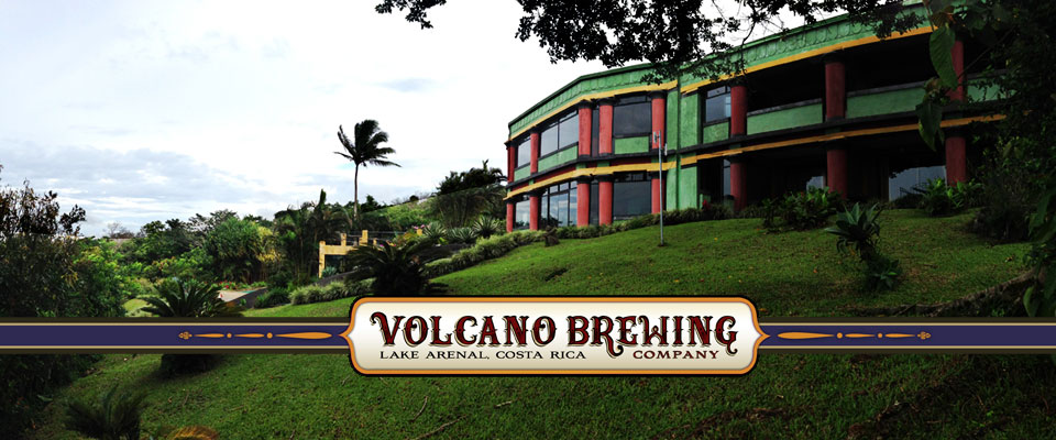 volcano brewing co costa rica