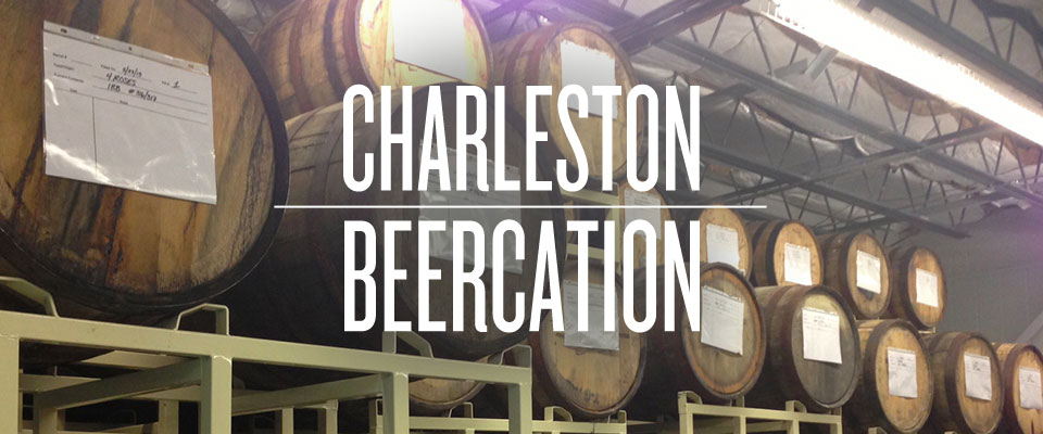 CHARLESTON CRAFT BEER