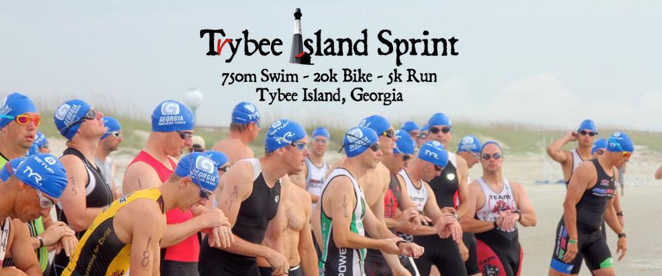 Trybee Island Sprint Triathlon