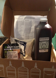 northern brewer homebrew kit