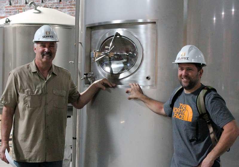 Dan Sartin and Kevin Ryan